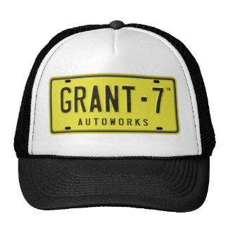 G7 Logo Trucker Hat
