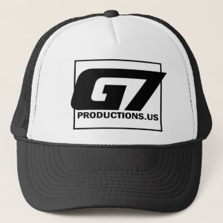 G7Productions.us Trucker Hat