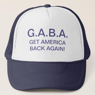 G.A.B.A. Trucker's Cap