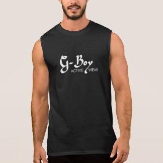 G-Boy Active Wear Sleeveless Shirt
