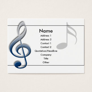 G-cleft Business card
