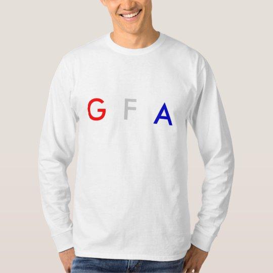 G, F, A T-Shirt