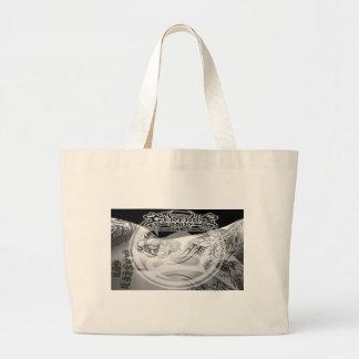 G Girl #1 Large Tote Bag