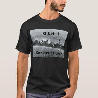 G & H Construction  T-Shirt