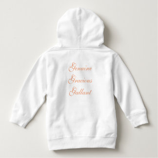 G is for Gallant Hoodie