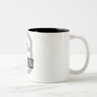 G is for Gavin Two-Tone Coffee Mug