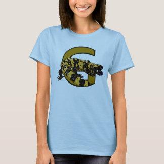 G is for Gila monster! (light colors only) shirt