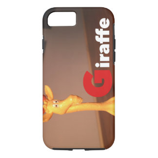 G is for Giraffe iPhone 7 Case