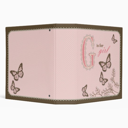 G is for Girl 2.0 Binder
