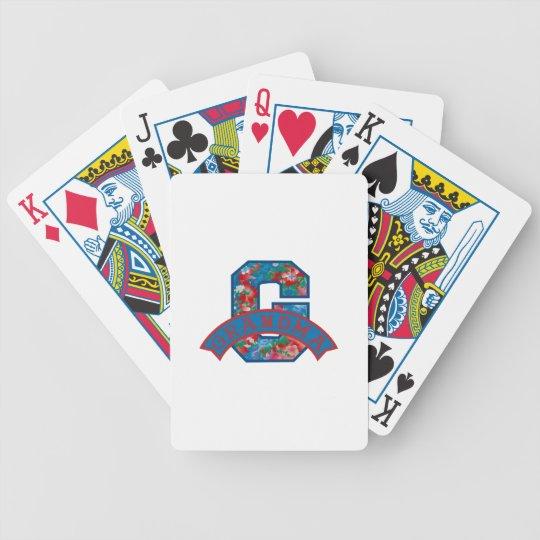 G Is For Grandma Poker Deck
