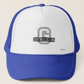 G is for Grayson Trucker Hat