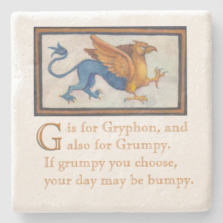 G is for Gryphon Coaster