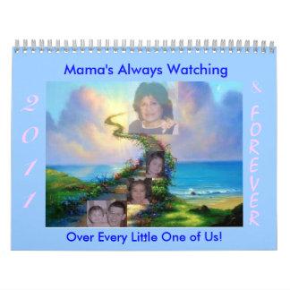 (G)Mama  Calendar 2011D