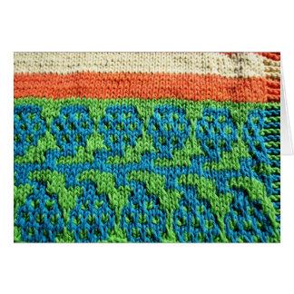 g/nc Artisanware Knitting Notes