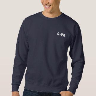 G-PA (grandpa) Spicy Rice Font Sweatshirt