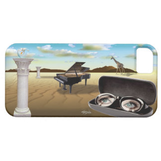 G Sharp - Surrealism by Cheryl Daniels iPhone 5 Cases