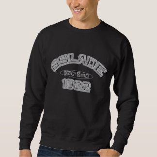 G Slade : Awesome Since 1982 Pull Over Sweatshirts