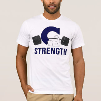 G-Strength Basic American Apparel Tee