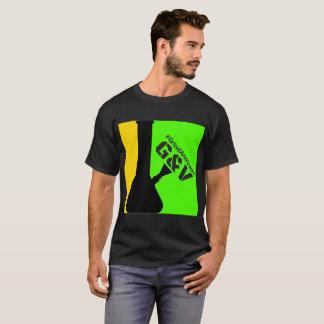 G&V Bong Logo T-Shirt by #GrindAndVape