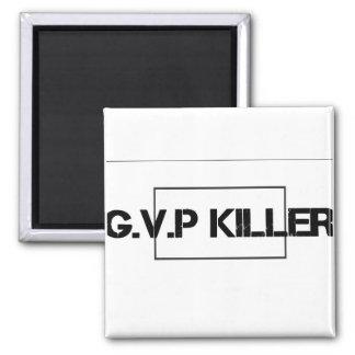 G.V.P merch Magnet