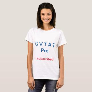 G V T A T Pro woman's t shirt