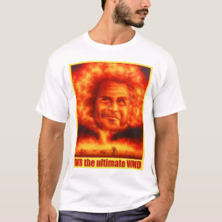 G W Bush - WMD T-Shirt