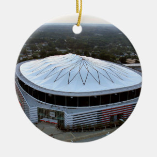 Ga Dome, Georgia Dome, Atlanta Christmas Ornament