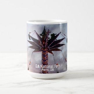 GA National Fair, Perry GA Coffee Mug