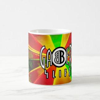 gabber4life laser sulks coffee mug