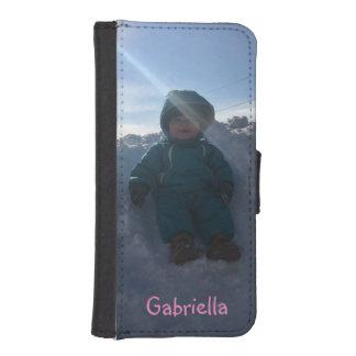 Gabby Custom iPhone SE/5/5s Wallet Case