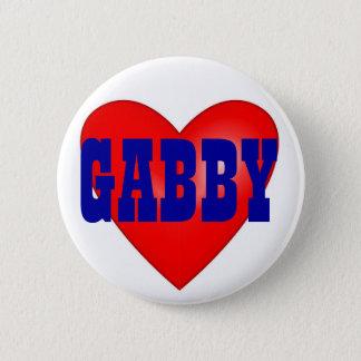 Gabby Giffords 2012 2 Inch Round Button