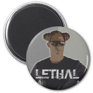 Gabe is Lethal (magnet) Magnet