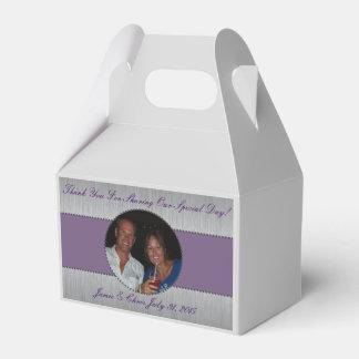 Gable Favor Box