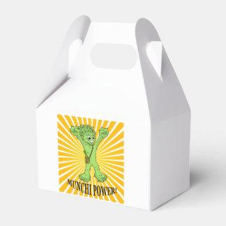 Gable Favor Party Box Munchi Power! ENERGY RAYS