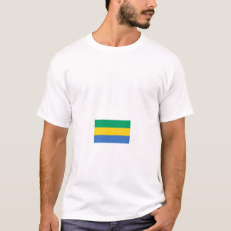 Gabon College Style T-Shirt