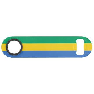 Gabon Flag Bar Key