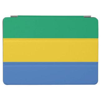Gabon Flag iPad Air Cover