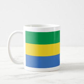 Gabon Flag ~ Map Mug