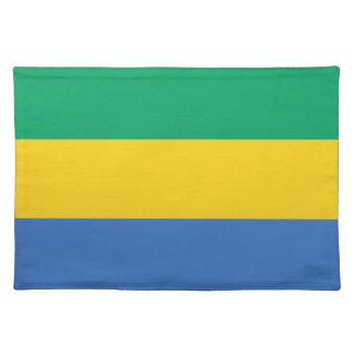 Gabon Flag Placemat