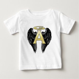 Gabriel Angel Design Wings Logo Baby T-Shirt