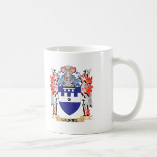 Gabriel Coat of Arms - Family Crest Coffee Mug