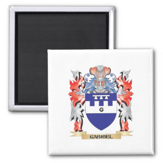 Gabriel Coat of Arms - Family Crest Magnet