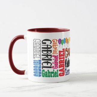 Gabriel Coffee Mug