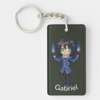 Gabriel Key Chain
