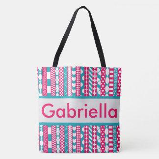 Gabriella's Personalized Tote