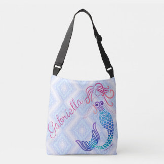 Gabriella's Tribal Mermaid Bag