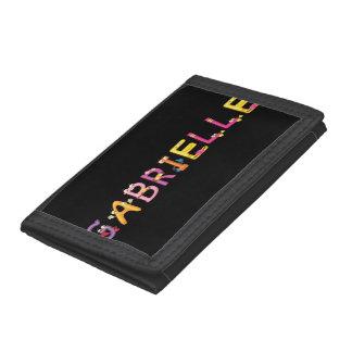 Gabrielle wallet