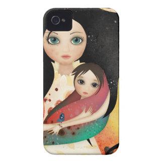 Gabriel's Mother iPhone 4 Case-Mate Case