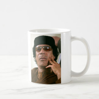 Gaddafi Coffee Mug