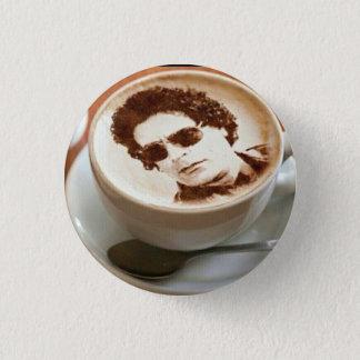 Gaddafi pottoun 1 inch round button